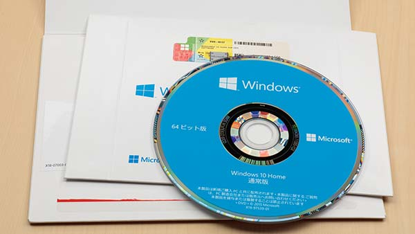 windows10 disk