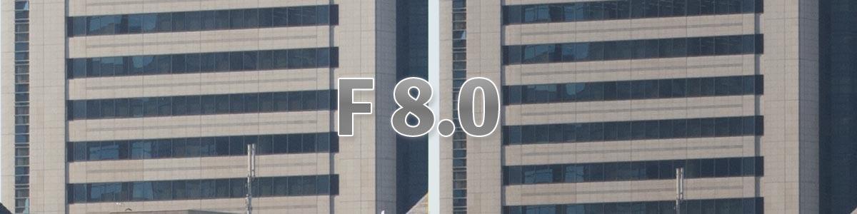 center F8