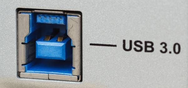 USB 3.0-B