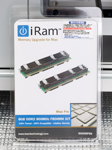 iRamパッケージ