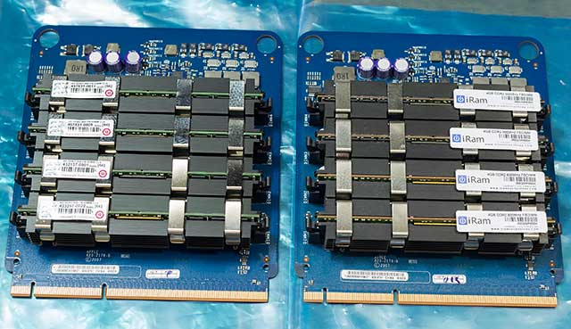 メモリ 8GBx8