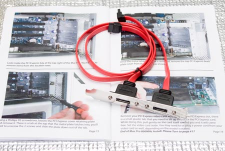 eSATA Extender Cable