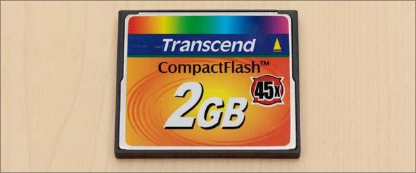 トランセンド2GB