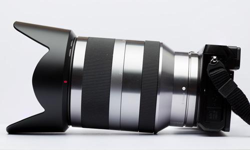 E18-200mm F3.5-6.3 OSS