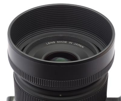 シグマ 19mm F2.8 EX DN (Eマウント) フード