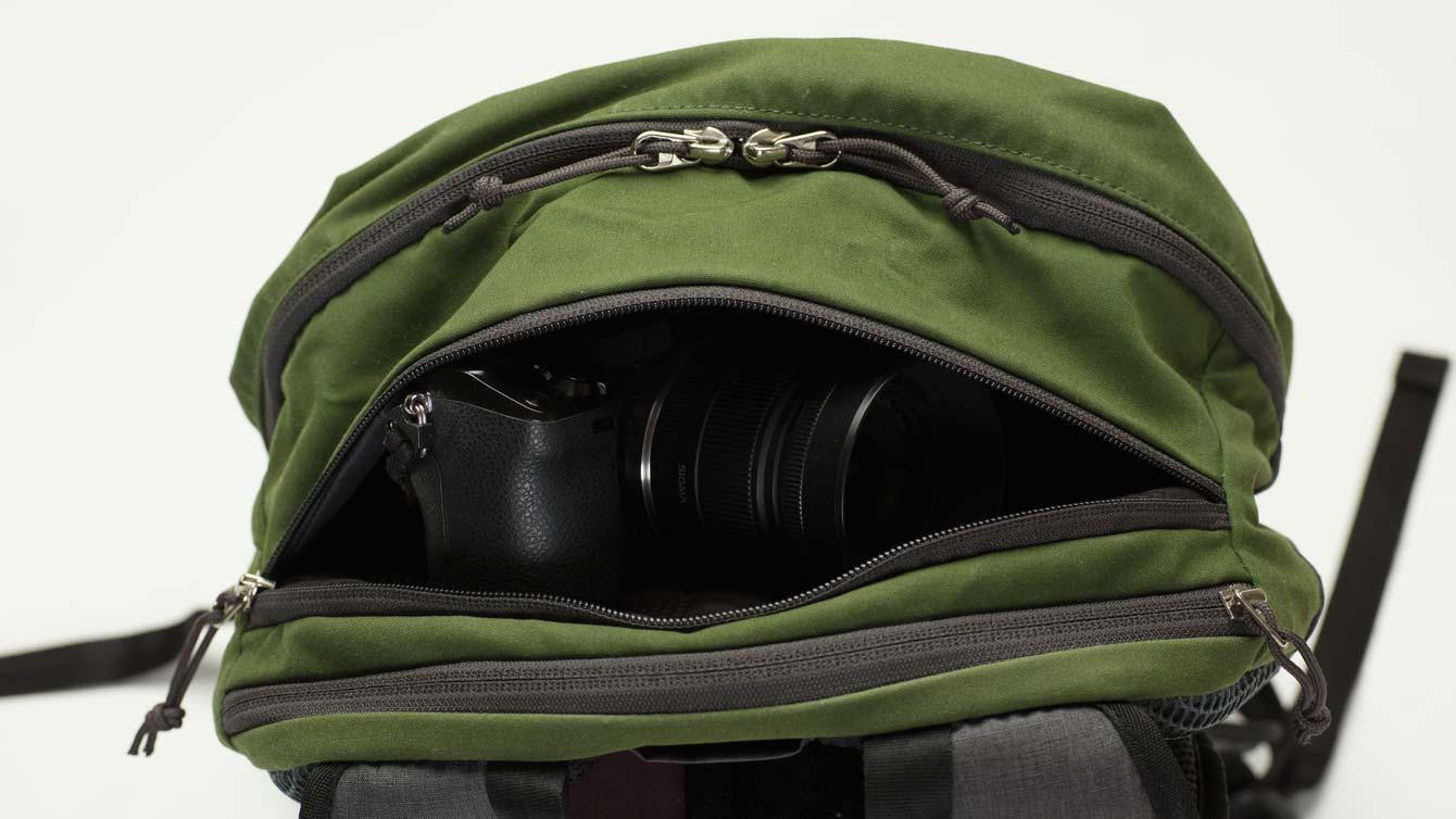 カメラ用スペース